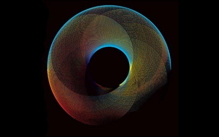 ausstellung Hypnotische Formen und Farben: Andy Gilmore
