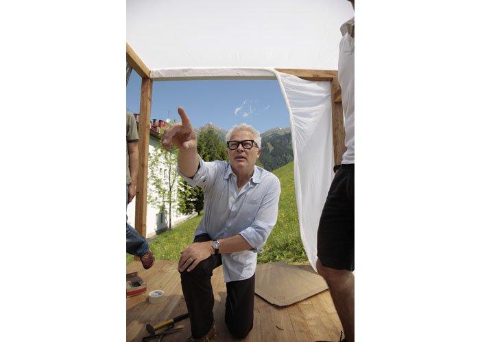 1bearb3 Neue Kreative Klasse: Ike Ikrath, Gastgeber der Generation Freigeist