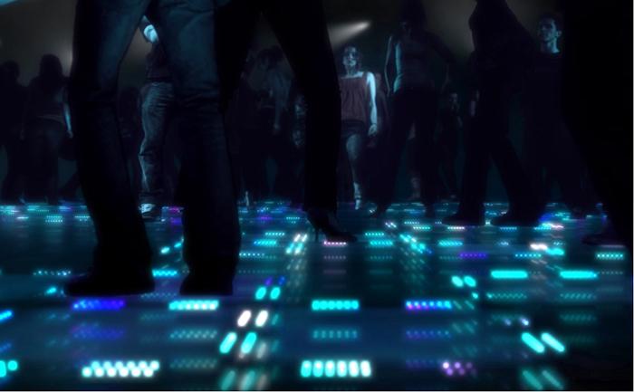 SDF stillvloerfilm klein Feiern für Energie