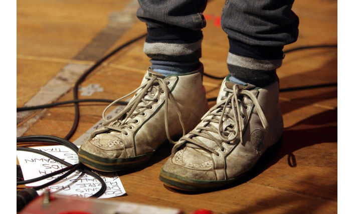 mystery jets Dancing Shoes @ Berlin Festival