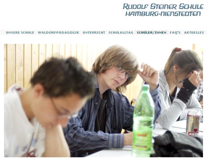 walldorfschule nienstetten astra peinlich  Bierdosenpädagogik