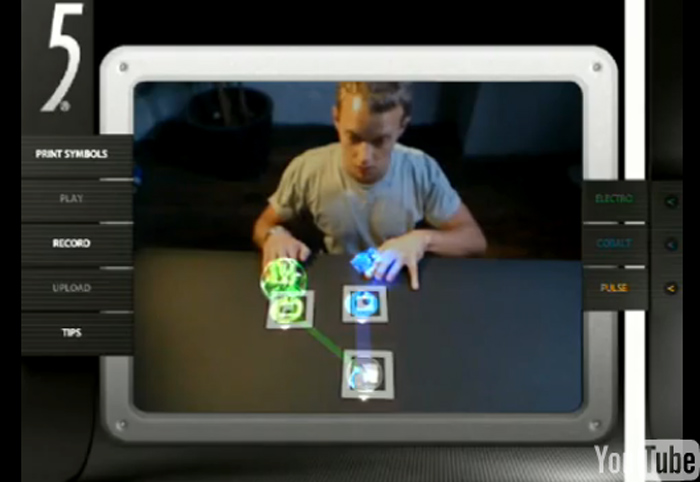 5 Gum Augmented Reality Music Mixer Mit Marken Machen
