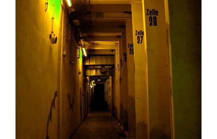 Tresor 2 Rave olution light