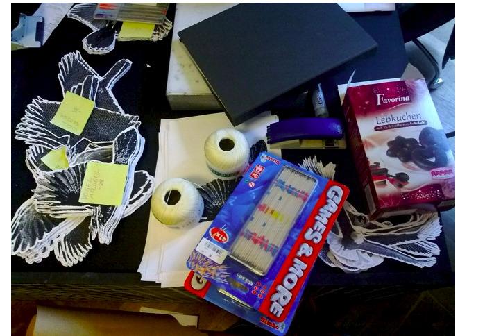 chaos Im Bureau Mario Lombardo