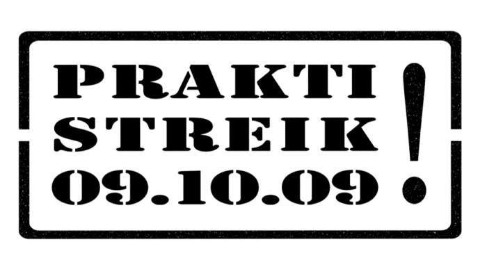 logo+prakti+streik+neu gerade Fair oder prekär?