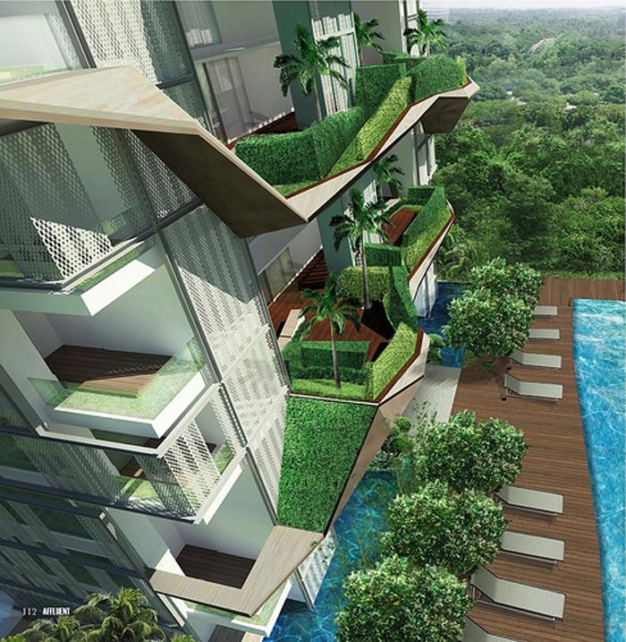 sky garden 1 Alles im grünen Bereich