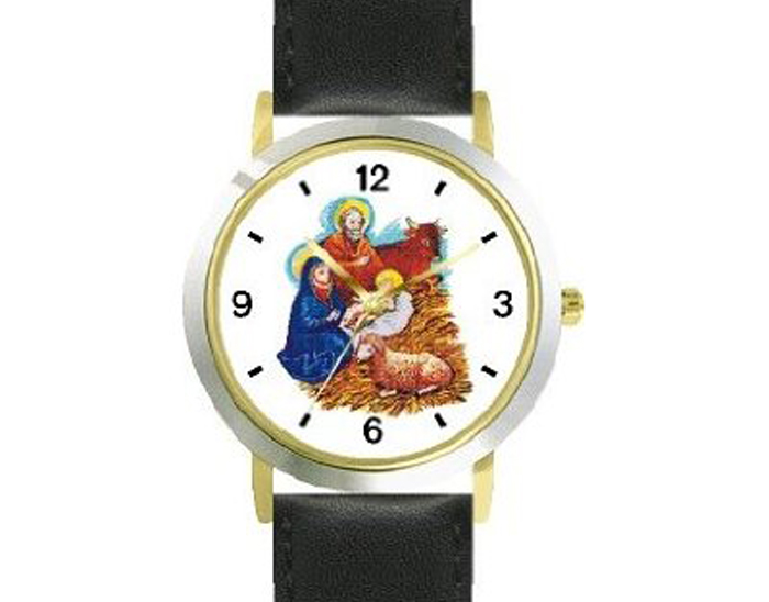 unusual cool odd nativity watch Jesus Junk   Die Krippenkunde