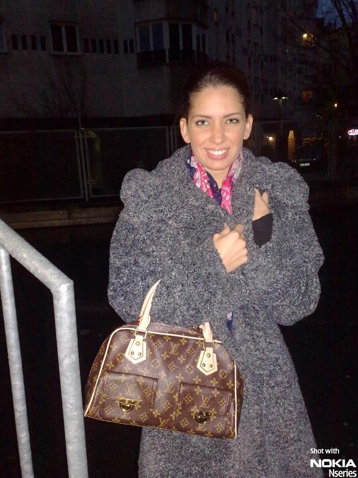 Whats Marila M Garcia 261109 Whats in your bag, Marila Mari Garcia?