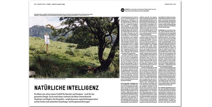 Weave6 WEAVE   Magazin im Gespräch