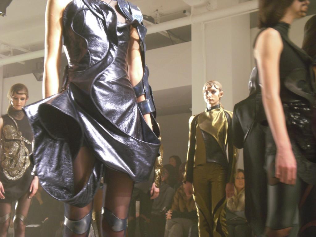 CIMG4049 1024x768 NY Fashion Week   ThreeAsFour in Wonderland