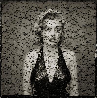 muniz vik gordian puzzles Marilyn Monroe 2008 a2 2ablogspot Remix Art   Kent Rogowski puzzelt