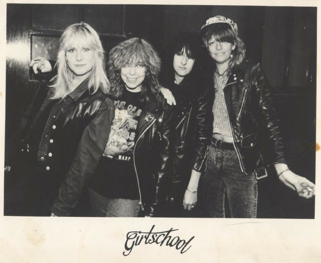 girlschool1 1024x837 Tickets für ANVIL + Girlschool zu gewinnen