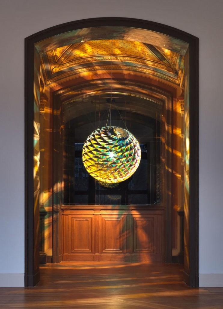 8 New Berlin Sphere 742x1024 Innen Stadt Außen – Eliassons Verzauberung