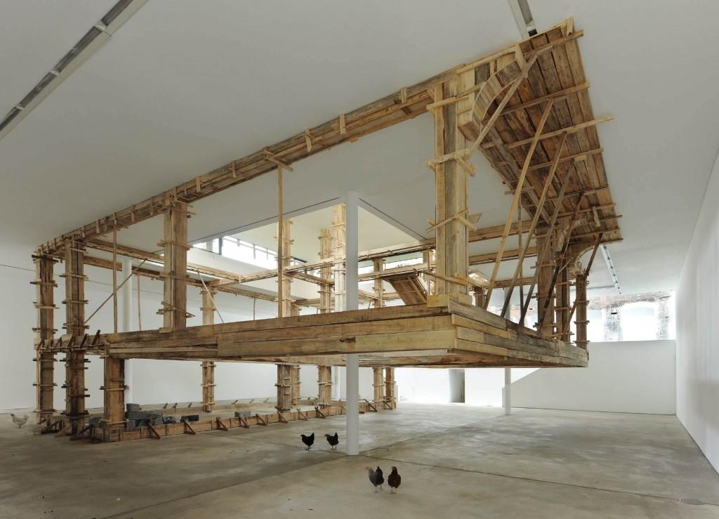 Image 3 Halilaj 1024x739 6. Berlin Biennale – Wirklich das, was draußen wartet?