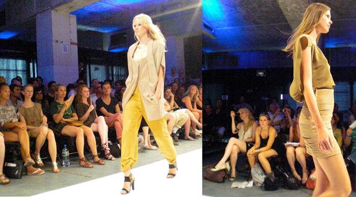 MP2 Fashion Week Berlin   Talente + Sieger