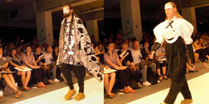 madsdinesen2 Fashion Week Berlin   Talente + Sieger