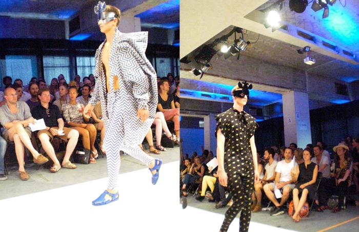 s2 Fashion Week Berlin   Talente + Sieger