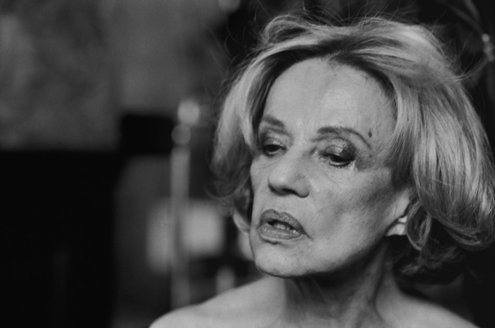04 Jeanne Moreau 700 Eröffnungssport – Show and Business