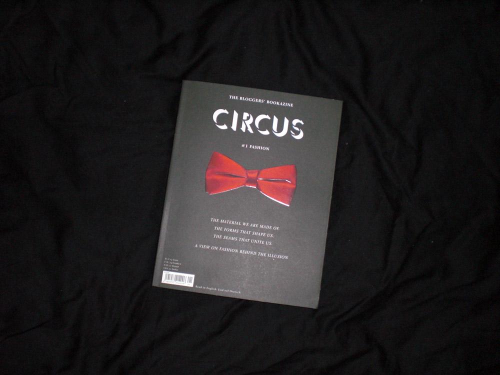 """Digitales zum Blättern   Zum Launch von """"Circus"""""""
