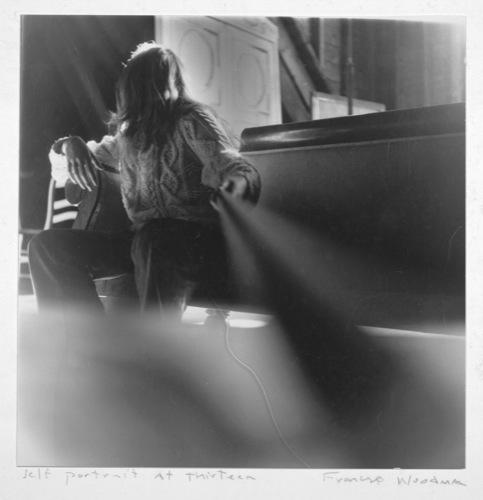 Image 1 Boulder 500 Engelsgleich: Francesca Woodman bei Victoria Miro