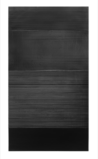 Image 2 Soulages 550 Outrenoir: Pierre Soulages