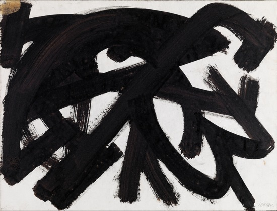 Image 4 550 Outrenoir: Pierre Soulages