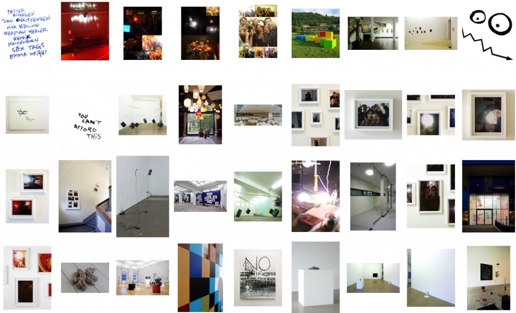 Jan Christensen Auswahl seiner Arbeiten 1024x622 In der privaten Kunstsammlung der Kohorsts