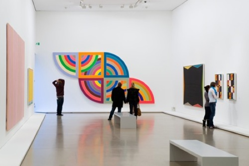 Image 1 color fields Installation Shot 2 450 500 Colour Fields — Farbfelder im Guggenheim