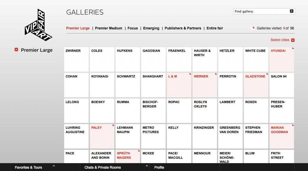 Image 2 Ubersicht Galerien 1024x569 VIP ART FAIR: Ein Selbstversuch