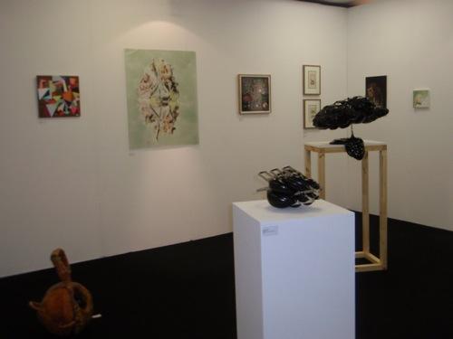 Image 7 Florence Trust 500 Ästhetik des Unheimlichen   London Art Fair 2011