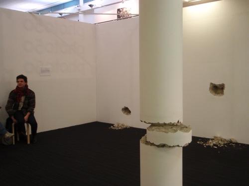 Image 8 i myu 500 Ästhetik des Unheimlichen   London Art Fair 2011