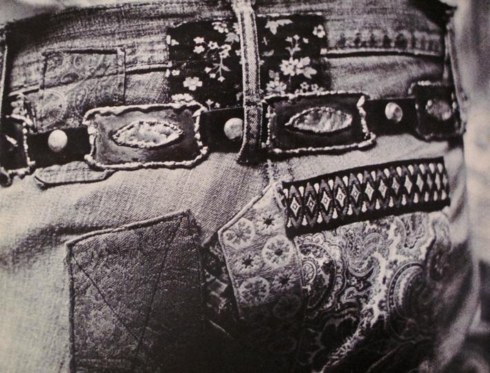 jeans Jeans in der Zeitschleife