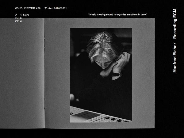 26 ecm cover Short Shots 2.0   Kai von Rabenau, Fotograf / Herausgeber