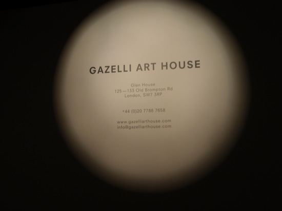 Image 1 Gazelli Art House 550 Gazelli Art House presents: Fired Up