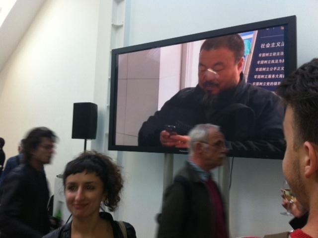 Ai Weiwei 5 Die Leere: Ohne Ai Weiwei