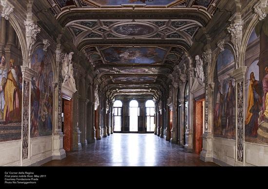 Image 3 Piano Nobile 550 Veredelt von Prada  – Ca' Corner della Regina