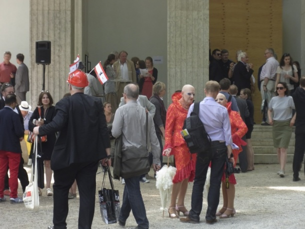 Ulrik Moller 2 54. Biennale   Bestandsaufnahme von Jorinde Voigt + Ulrik Møller
