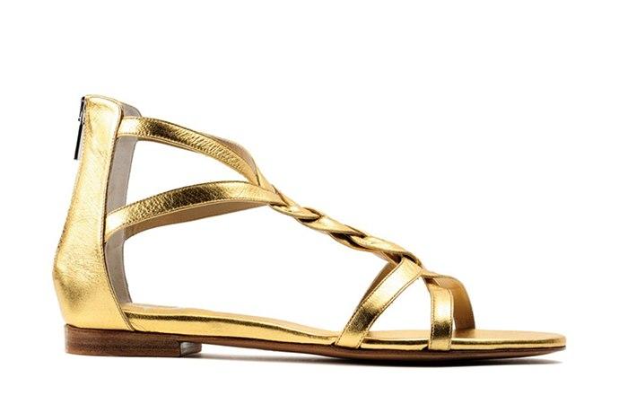 Unützer Sandale The Bling Fling   Der Sommer glänzt