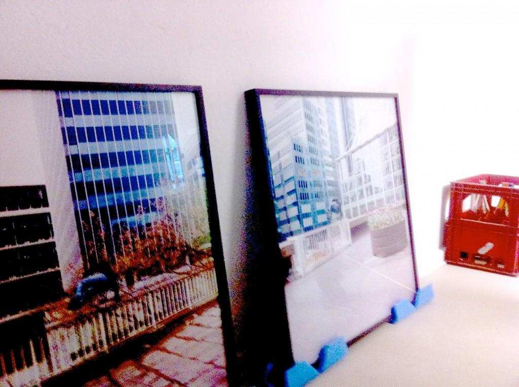 Galerie Thomas Fischer Schaulager 1024x764 Vormittag zwischen Trance und Kunst. Galerie Thomas Fischer.