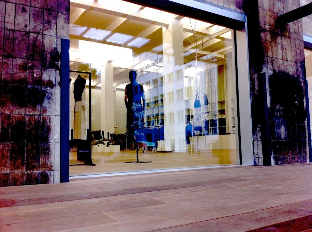 Murkudis Berlin 1024x764 Vormittag zwischen Trance und Kunst. Galerie Thomas Fischer.
