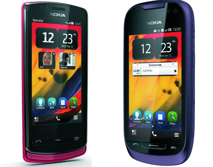 Nokia 700 701 Symbian in Bestform: Nokia 700, 701 und Symbian Belle vorgestellt