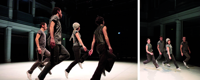TIA 700 Short Shots 2.0: Nicole Beutler, Choreographin & Performerin