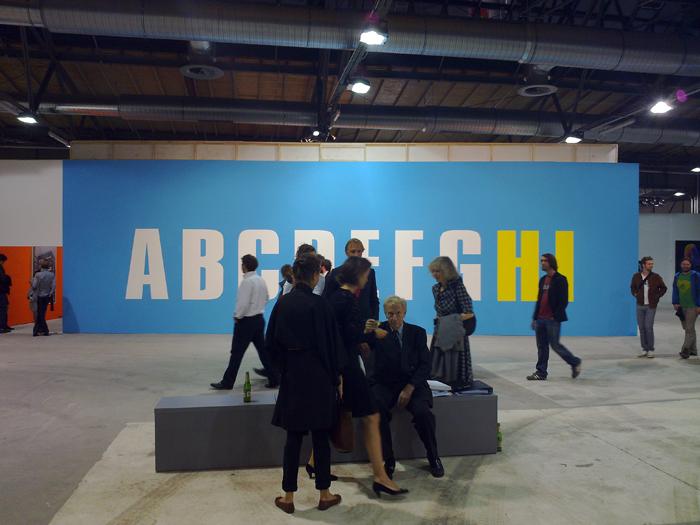 070920111412 Das Alphabet der Unschärfe – art berlin contemporary