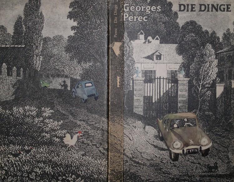 perec Der ertappte Hipster   Georges Perecs Die Dinge