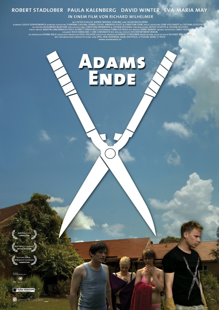 001 Adams Ende Richard Wilhelmer1 723x1024 Short Shots 2.0: Richard Wilhelmer, Filmemacher