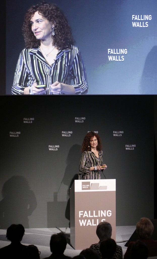 2011fw11090128 622x1024 Falling Walls   Anastasia Ailamaki: Nach mir die Datenflut?