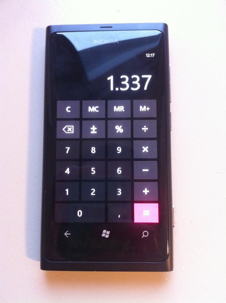 IMG 2693 764x1024 Alles ist erleuchtet   das Lumia 800