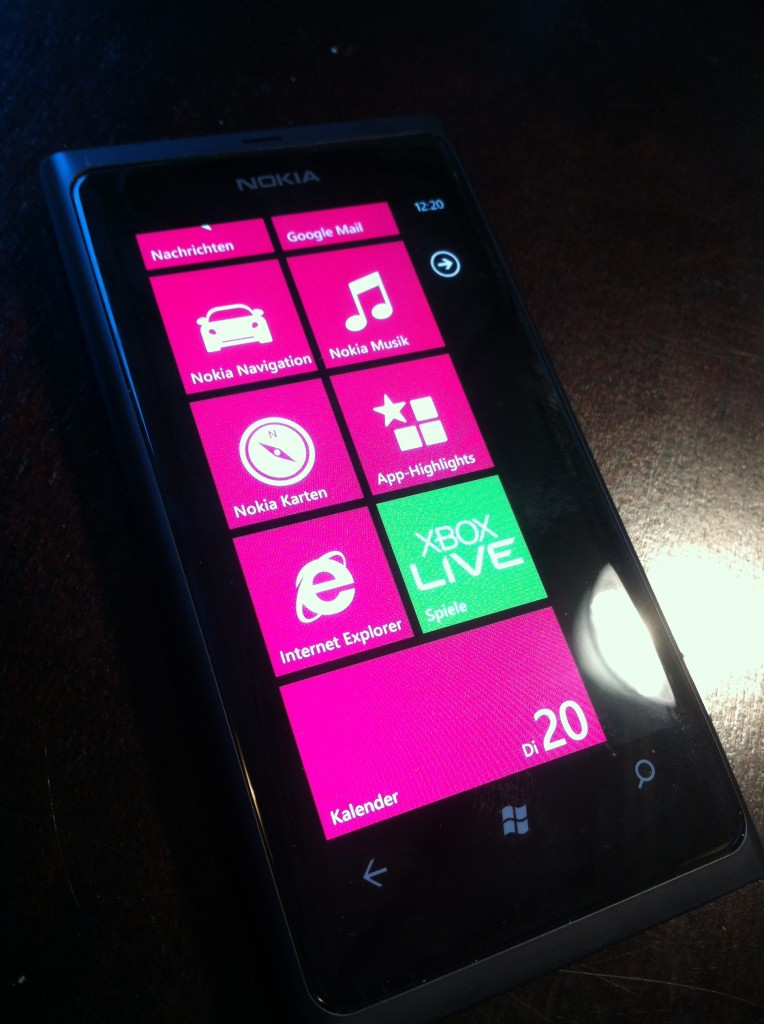 IMG 2694 764x1024 Alles ist erleuchtet   das Lumia 800