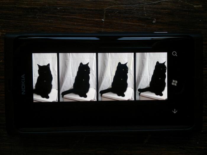 250120122131 Mit dem Nokia Lumia 800 durch Schrift und Bild