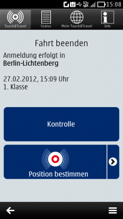 Kontrolle 253x450 Nah  und Fernreisen made easy | Nokia Touch&Travel